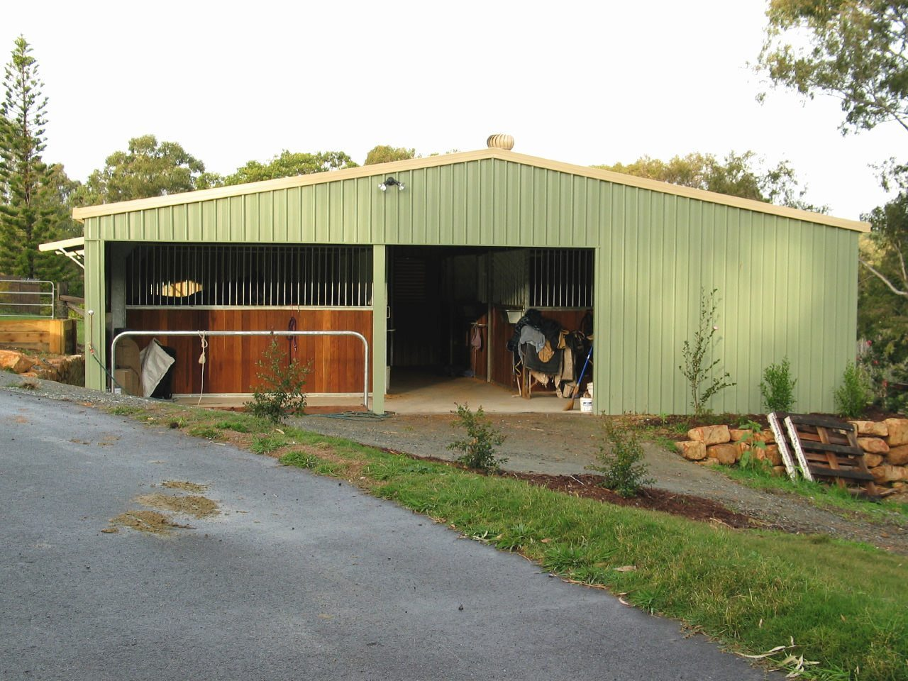 how to build a ranbuild shed